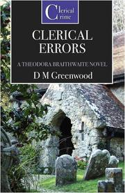 CLERICAL ERRORS by D.M. Greenwood
