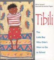 TIBILI by Marie Leonard