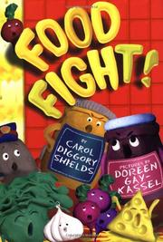 Book Cover for FOOD FIGHT!