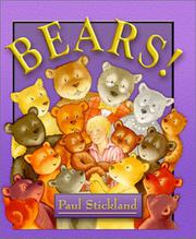 Book Cover for BEARS!