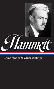 Cover art for DASHIELL HAMMETT