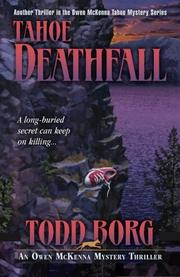 TAHOE DEATH FALL by Todd Borg
