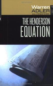 THE HENDERSON EQUATION by Warren Adler