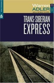 TRANS-SIBERIAN EXPRESS by Warren Adler