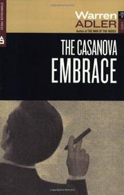 THE CASANOVA EMBRACE by Warren Adler