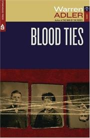 BLOOD TIES by Warren Adler