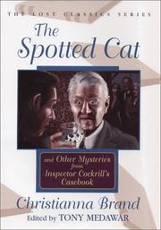 THE SPOTTED CAT AND OTHER MYSTERIES by Christianna Brand