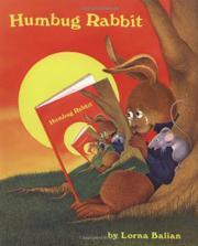 HUMBUG RABBIT by Lorna Balian