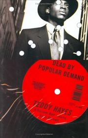 DEAD BY POPULAR DEMAND by Teddy Hayes