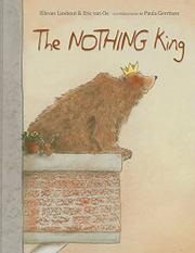 Book Cover for THE NOTHING KING
