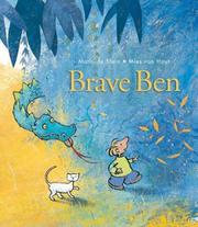 Cover art for BRAVE BEN