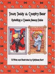 TOWN TEDDY & COUNTRY BEAR by Kathleen Bart
