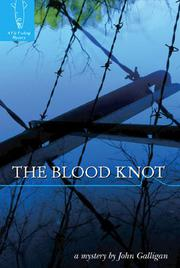 Book Cover for THE BLOOD KNOT