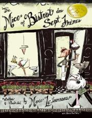 THE MICE OF BISTROT DES SEPT FRÈRES by Marie Le Tourneau