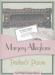 TRAITOR'S PURSE by Margery Allingham