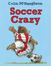 SOCCER CRAZY by Colin McNaughton