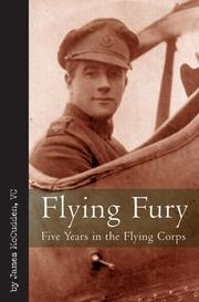 FLYING FURY by James T.B. McCudden