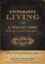 VICTORIOUS LIVING by E. Stanley Jones