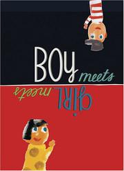 GIRL MEETS BOY/BOY MEETS GIRL by Chris Raschka