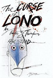 Cover art for THE CURSE OF LONO