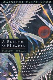 Book Cover for A BURDEN OF FLOWERS