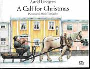 A CALF FOR CHRISTMAS by Astrid Lindgren