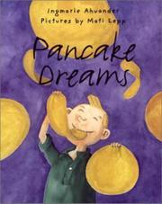 PANCAKE DREAMS by Ingmarie Ahvander