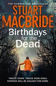 Book Cover for BIRTHDAYS FOR THE DEAD