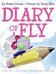 Cover art for DIARY OF A FLY