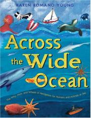 Book Cover for ACROSS THE WIDE OCEAN