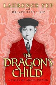 Cover art for THE DRAGON'S CHILD