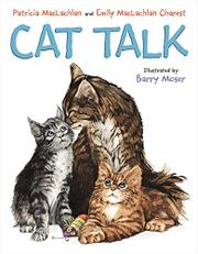 Cover art for CAT TALK