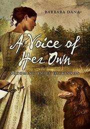 Cover art for A VOICE OF HER OWN