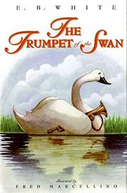 Cover art for THE TRUMPET OF THE SWAN