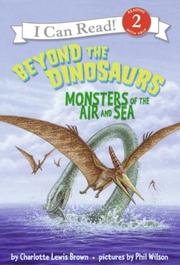 Cover art for BEYOND THE DINOSAURS