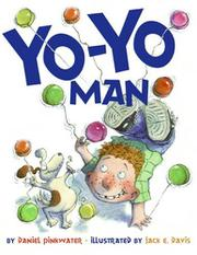 Cover art for YO-YO MAN