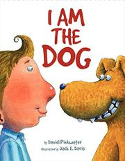 Cover art for I AM THE DOG