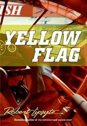 YELLOW FLAG by Robert Lipsyte