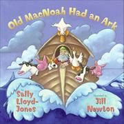 OLD MACDONALD HAD AN ARK by Sally Lloyd-Jones