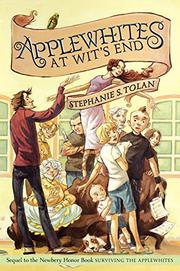 Book Cover for APPLEWHITES AT WIT'S END