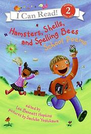 Cover art for HAMSTERS, SHELLS, AND SPELLING BEES