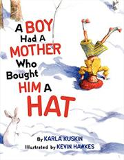 Cover art for A BOY HAD A MOTHER WHO BOUGHT HIM A HAT