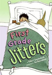 Book Cover for FIRST GRADE JITTERS