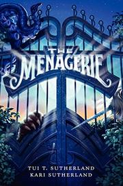 Book Cover for THE MENAGERIE