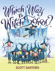 Cover art for WHICH WAY TO WITCH SCHOOL?