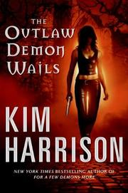 Book Cover for THE OUTLAW DEMON WAILS