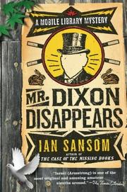 MR. DIXON DISAPPEARS by Ian Samson