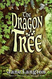Cover art for THE DRAGON TREE