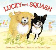 Cover art for LUCKY AND SQUASH