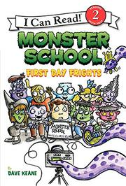 Book Cover for MONSTER SCHOOL